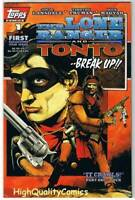 LONE RANGER & TONTO #1, NM+, Tim Truman, Joe Lansdale, 1994, more in store