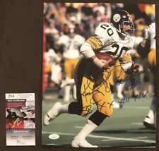 Rocky Bleier AUTOGRAPH PITTSBURGH STEELERS Hand Signed 11x14 Photo SB Champ JSA