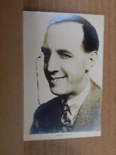 Film Star Postcard Ralph lynn Film Weekly 112. Real Photo unposted