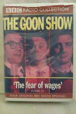 The Goon Show volume 20 BBC: Unabridged Cassette Audiobook (QQ2)
