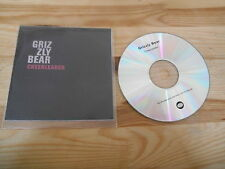 CD Indie Grizzly Bear-Cheerleader (1) canzone PROMO Warp
