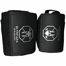 Olympiada Wrist Wraps - MULTIPLE COLORS - For Crossfit Powerlifting Weightlif...