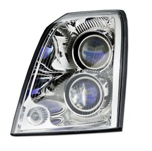 Driver Left Genuine Headlight Headlamp Assembly No HID for Cadillac STS 05-11