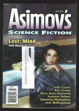Asimov's Science Fiction July 2016