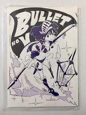 BULLET 5 V TRIGGER Art Book Anime Dojinshi NEW