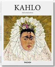 FRIDA KAHLO ~ ANDREA KETTENMANN ~ TASCHEN ~ PROFUSELY ILLUSTARTED ~ HC ~ NEW