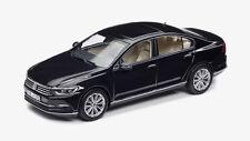 Original VW Passat 3G Sedán B8 Coche a Escala 1:43 Profundo Negro 3G5099300
