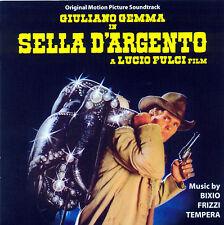 SELLA D'ARGENTO - COMPLETE SCORE - LIMITED 500 - FRIZZI / BIXIO / TEMPERA