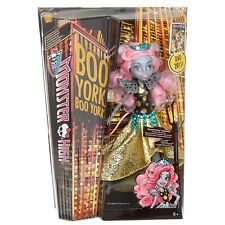 New Monster High Boo York Mouscedes King Daughter of the Rat King Mattel Doll