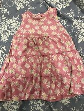 Mothercare Pink Floral Dress 3-6 Months