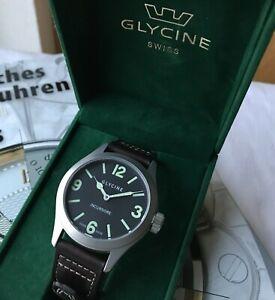 GLYCINE Incusore, Vintage, mit Unitas 6497!