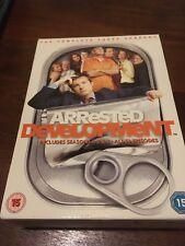 Arrested Development: Seasons 1-3 DVD (2009) Will Arnett Jason Bateman