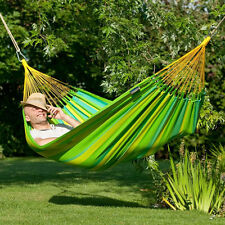 Coolaroo South American Style Hammock - Lime Color 462253 - New - Free Shipping