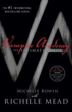 Vampire Academy: The Ultimate Guide-ExLibrary