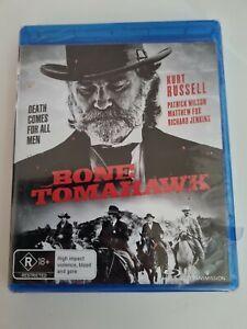Bone Tomahawk Blu-ray Region B NEW