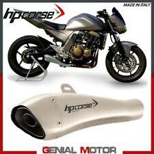 Terminale Di Scarico Hp Corse Hydroform Satin Kawasaki Z 750 2004 > 2006