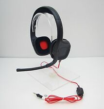 Gamecom 318 Binaural Stereo Corded Headset with 3mm Jack for Samsung SmartPhones