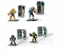 MEGA CONSTRUX HALO SIEGE ARMOR COVERT OPS CAMO POWER ROCKET BOOST PACKS