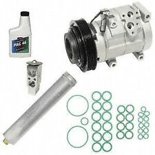Universal Air Conditioner KT1036 New Compressor With Kit