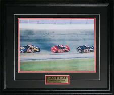 Dale Earnhardt Sr NASCAR Auto Motorsport Racing Driver Last Lap Collector Frame