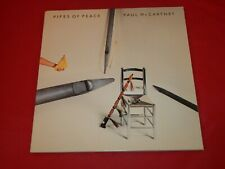 Vintage Paul McCartney Pipes Of Peace LP (1983 Columbia Records QC 39149)