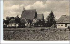 WIEK Rügen um 1925 AK Sächsisches Kinderheim sowie Ortspartie a.d Wieker Kirche