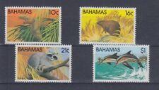 Bahamas 516-19 Animales (MNH)