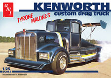 AMT 1157  Tyrone Malone Bandag Bandit Kenworth Drag Truck plastic model kit 1/25