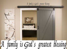 Family decal, family quote decal, family vinyl sticker, family quote decor