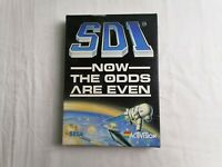 SDI Now The Odds Are Even Atari ST Game By Activision.