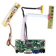 "HDMI VGA DVI Audio LCD Driver Board For 14.1"" LP141WX3 B141EW02 1280x800 LCD"