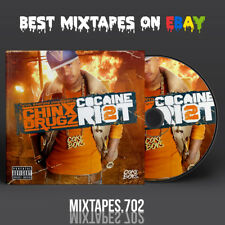 Chinx Drugz - Cocaine Riot 2 Mixtape (Full Artwork CD/FrontBack Cover)