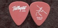 TED NUGENT Concert Tour Guitar Pick!!! Ted's custom stage Pick #2