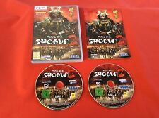 TOTAL WAR SHOGUN 2 PC DVD-ROM PAL VF COMPLET