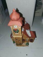Department 56 Alpine Village Series Church. 1987.