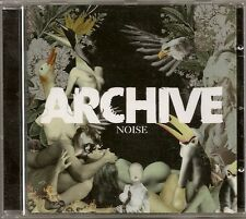 ARCHIVE NOISE  - ENHANCED OPENDISC CD ALBUM 12 TRACK