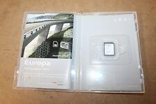 Audi A1 Q3 Navigation SD Card & Document CHECK FIRST 8X0060883H New Genuine Audi