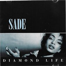 Diamond Life by Sade CD 2000 Epic USA