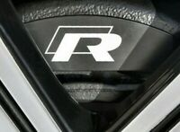 4 Pegatinas sticker brake aufkleber pinzas de freno Golf volkswagen R32 4 cm