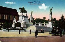 Breslau, Kaiser-Wilhelm-Denkmal, Feldpost 1916