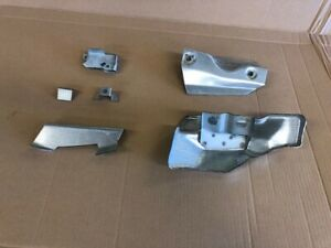 Ford Escort mk2 Bulkhead Brackets Convert your L.H.D TO R.H.D..full set In Stock