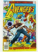 Marvel AVENGERS (1979) #183 Key CAPTAIN MARVEL JOINS Team VF (8.0) Ships FREE!