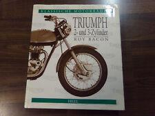Triumph Motorräder 2 & 3 Zylinder 350 * 500 * 650 * 750 Twins & Trident @RARITÄT