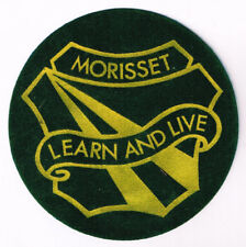Morisset Public School Patch / Badge - Learn and Live
