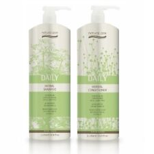Natural Look Daily Herbal Shampoo & Conditioner 1L SLS Free - Cruelty Free