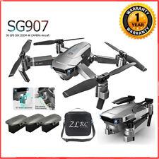 2021 migliore RC Drone SG907 5G WIFI 4K GPS Quadcopter con 3 batterie+Borsa Y4D5