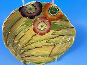 "Carlton Ware Australian Design 6"" Anemone Dish"