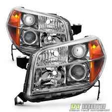 For 2006 2007 2008 Honda Pilot Factory Headlights Headlamps Replacement 06-08