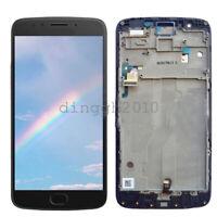 For Motorola Moto E4 Plus XT1775 LCD Display Screen Touch Digitizer Frame _US