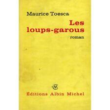 Les loups-garous / Toesca, Maurice / Réf34786